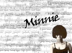 Minnie Wallpaper: Andrea Davis